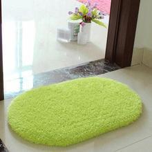 30*50CM Plush Non-slip Bathroom Mat