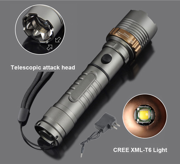 brightest tactical flashlights 2000 lumens video search. Black Bedroom Furniture Sets. Home Design Ideas