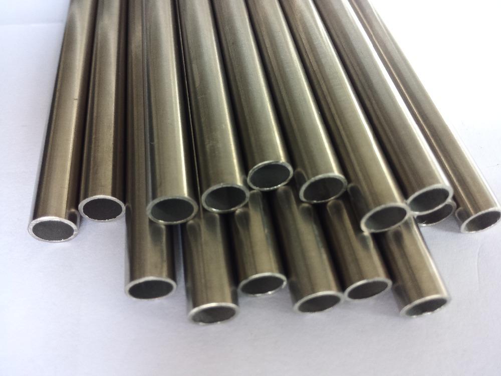 Гаджет  Precision stainless steel tube heat exchange tube stainless seamless steel tube OD9.53xWT0.71xL200mm heating tube None Строительство и Недвижимость