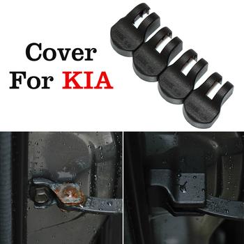 4pcs/lot Car styling Door Check Arm Protection Cover For KIA RIO CERATO QUORIS Optima Sportage K2 K3 K4 K5 Ceed Cerato