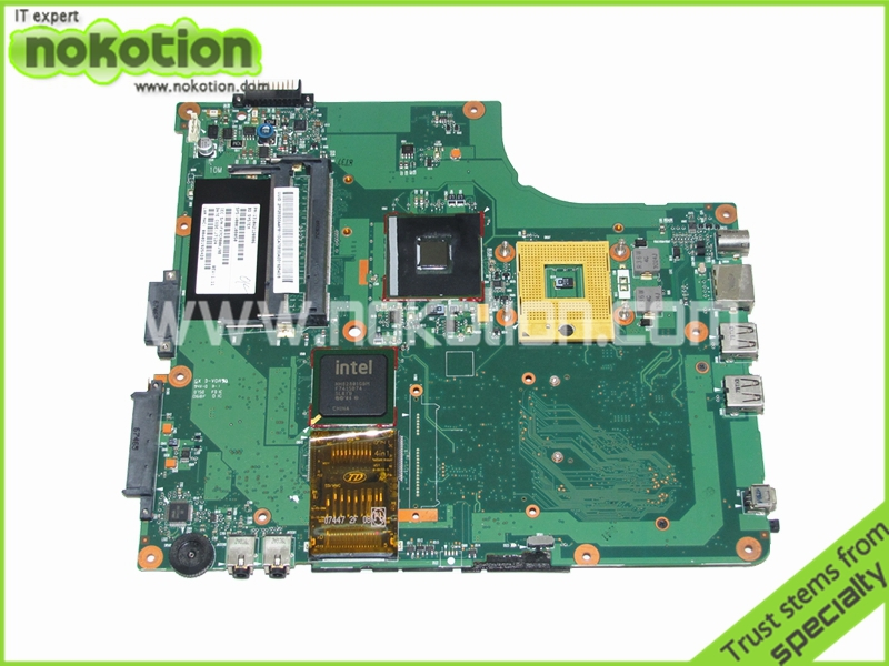 laptop motherboard for toshiba satellite A205 V000108050 1310A2120806 945GM DDR2<br><br>Aliexpress