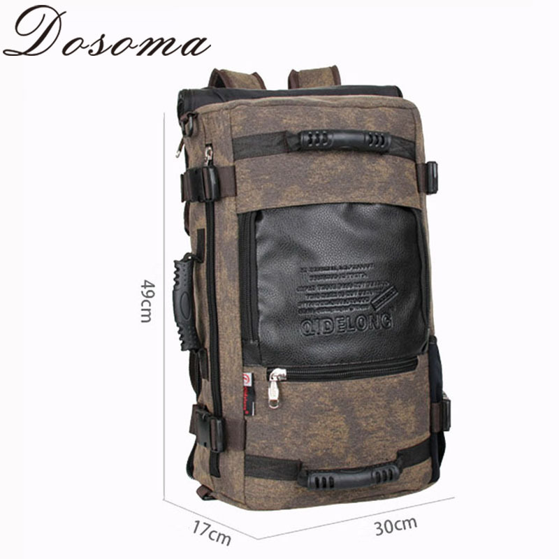 2015 Men's Travel Backpack Casual Men Canvas Hunting Bag With Large-Capacity Camping Mountaineering Bags Eastpack Mochilas(China (Mainland))