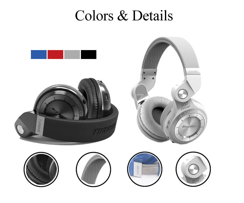 Наушники Bluedio 2 Bluetooth Iphone Samsung LG Xiaomi HTC