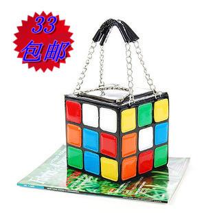 Fashionable magic cube hangbag (cool bday gift)