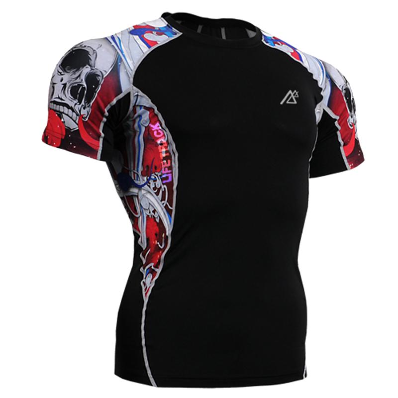 2016 short sleeve soccer jerseys cool functional sleeve football jerseys maillot de foot skulls Italy soccer wear(China (Mainland))