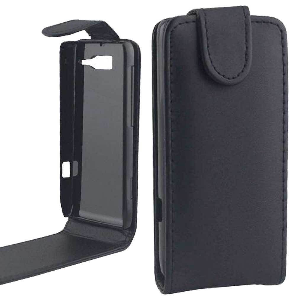 NEW Fashion Vertical Flip Up and Down Case For Moto Droid Razr M XT907 Leather cases Full Protective cell Phone Cover(China (Mainland))