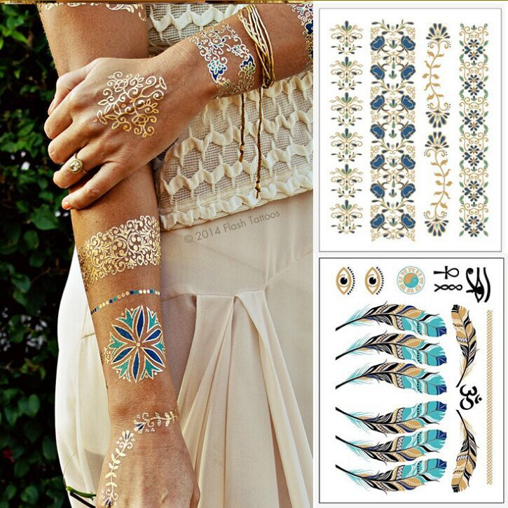 Online buy wholesale temporary tattoo sheets from china for Wholesale temporary tattoos