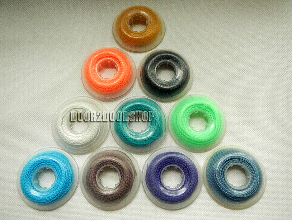 10pcs Dental Orthodontic Spool Elastic Rubber Band Power Chains Multi Color 3 Size For Choose NEW(China (Mainland))