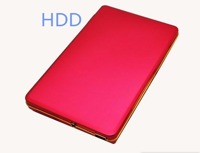"The Hot New digital External Hard Drive HDD mobile hard disk USB 3.0 hdd 1TB 2TB sata 2.5"" Internal Portable laptop Exempt(China (Mainland))"