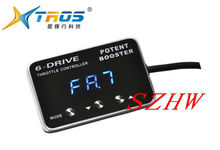Potent Booster II 6 Drive Electronic Throttle Controller, TS-307 for KIA CEED CERATO RIO SOUL SPORTAGE VENGA(China (Mainland))
