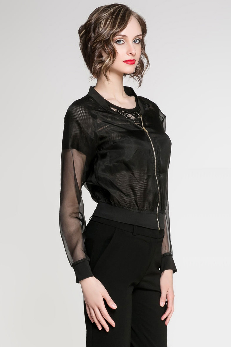 If you're searching for ladies satin blouses for your nightclub or restaurant, this ladies uniform shirt gives your staff an ultra-feminine look in a material that's both classy and long-lasting.