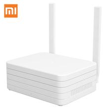 English Firmware Xiaomi Gigabit WIFI Router Dual Band NAS 1TB/6TB Hard Drive Wi Fi Roteador 1200Mbps 2.4G/5G APP(China (Mainland))