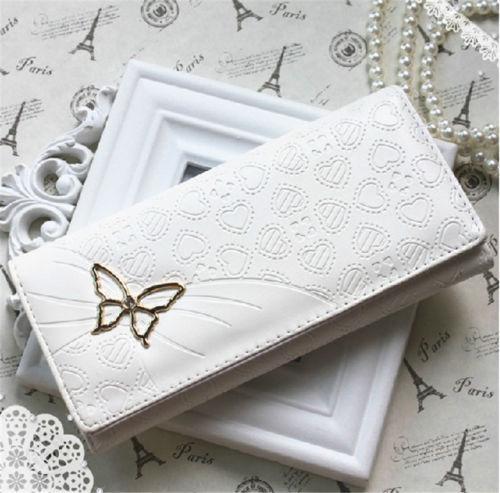 Fashion Hot Lady Women PU Leather Long Purse Wallet Clutch Zip Bag Card Holder(China (Mainland))