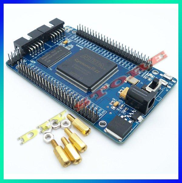 Wholesale Brand NewLC ALTERA EP2C8Q208 FPGA Nios II core board+Free shipping-10000356(China (Mainland))
