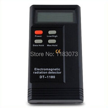 Brand New Whosales DT-1180 2.3″ LCD Screen Electromagnetic Radiation Detector Free Shipping
