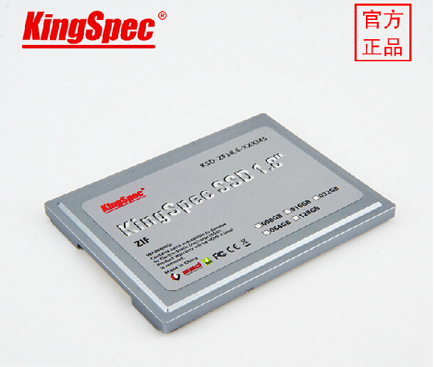 KSD-ZF18.6-XXXMS 2015 1.8 ZIF IDE SSD 8GB 16GB 32GB 64GB 128GB KingSpec official flagship Aliexpress online store selling(China (Mainland))