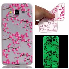15 Colors! Printed Luminous Back Cover Samsung Galaxy J3 J300 Soft TPU Case Protective Skin - Factory Direct Selling-The Lowest Price! store