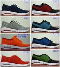 2015 New Hot Sale Brand Stefan Janoskiing Athletic Sport Run Running shoes men Sneaker women Shoes 40-45 Free Shipping