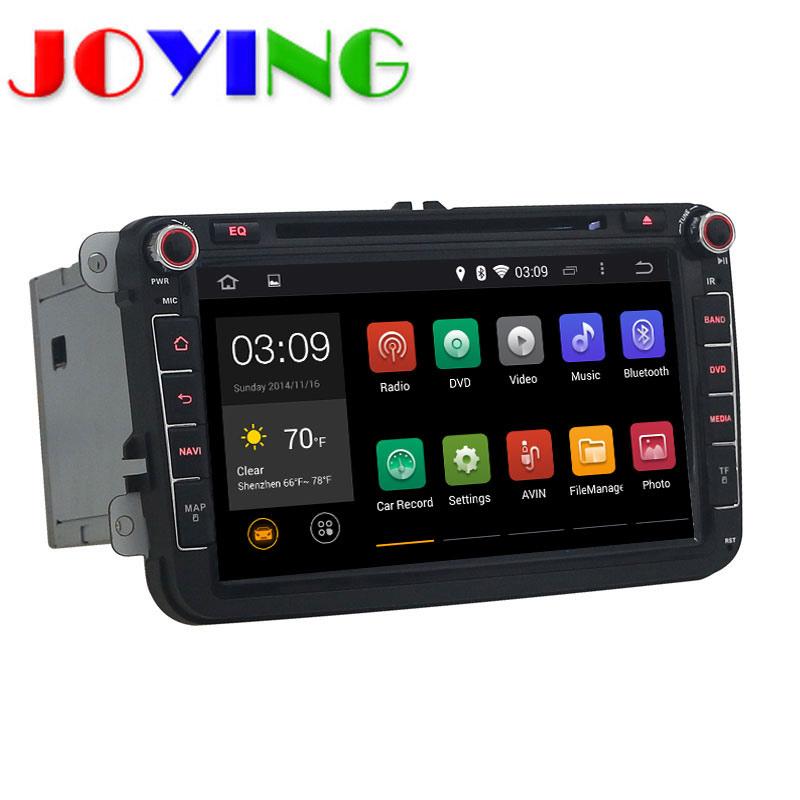 Quad Core Android 4.4 VW Car DVD GPS Navi 1.6G CPU RAM GOLF 6 new polo New Bora JETTA MK4 B6 PASSAT Tiguan SKODA OCTAVIA Fabia(China (Mainland))