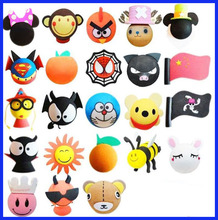 Car Antenna Decoration Cute Cartoon Foam Antenna Balls Exterior Bolinha de Antena de carro Antenna Topper Car Antenna Decoration(China (Mainland))