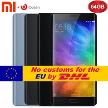 Buy Original Xiaomi Mi Note 2 4GB RAM 64GB ROM Mobile Phone Snapdragon 821 Quad Core 5.7inch FHD Fingerprint ID MIUI 8 for $348.99 in AliExpress store