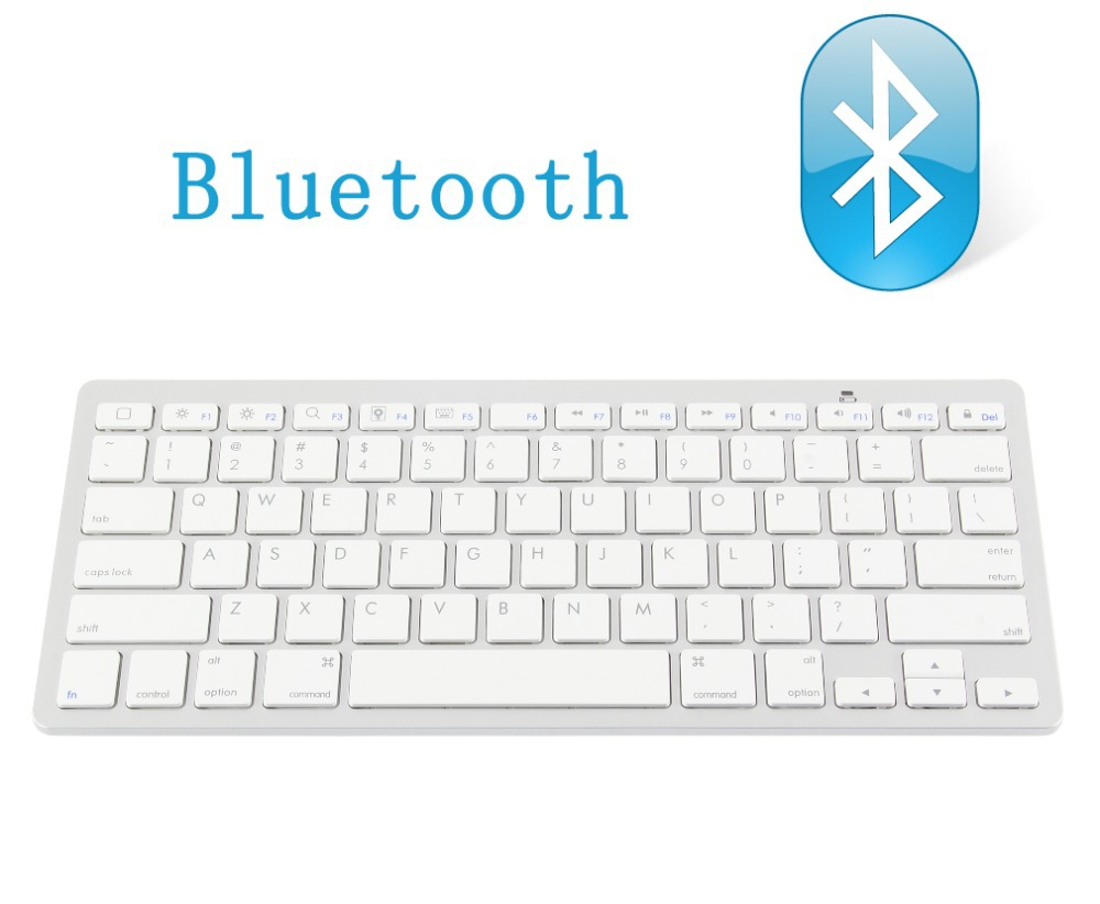 Ultra-slim Wireless Keyboard Bluetooth 3.0 for Apple iPad & iPhone Series,Mac Book, Samsung Phones and Tablets(China (Mainland))