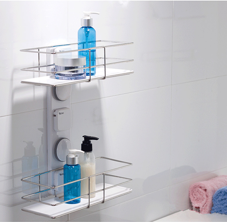 bathroom corner shelf new arrival stainless steel bathroom. Black Bedroom Furniture Sets. Home Design Ideas