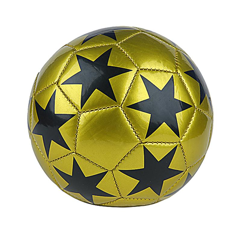 Hot Sale Classic Mini Thicken Soccer Ball Size 2 Kids Children Kindergarten Play Training Sport Machine stitching Football ball(China (Mainland))