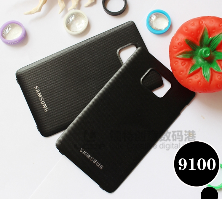 New Original Housing Cover Case For samsung i9100 Battery cover case Free Shipping(China (Mainland))