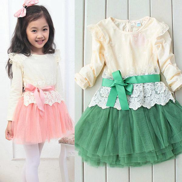 Платье для девочек Unbrand 2/7 Child Girls Dress комплект одежды для мальчиков unbrand 3 child set page 2