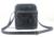 Fashion Lamb skin Leather Men's messenger Bag Genuine Leather Shoulder bag for men Casual Crossbody Bag small Bag Black M014#