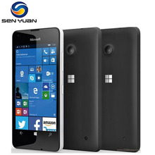 Original Microsoft Lumia 550 unlocked cell phone 8MP Camera Quad-core 8GB ROM 1GB RAM WIFI GPS 4G phone(China (Mainland))