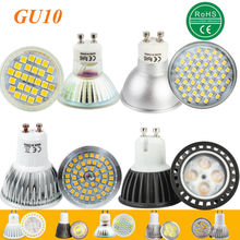 Buy 1pcs Super Bright 3W 4W 5W 6W 7W GU10 LED Bulb Spot Light Lamp 110V 220V Dimmable GU10 SMD 5050 2835 Lighting Warm Cold White for $1.39 in AliExpress store