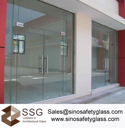 tempered glass door 3