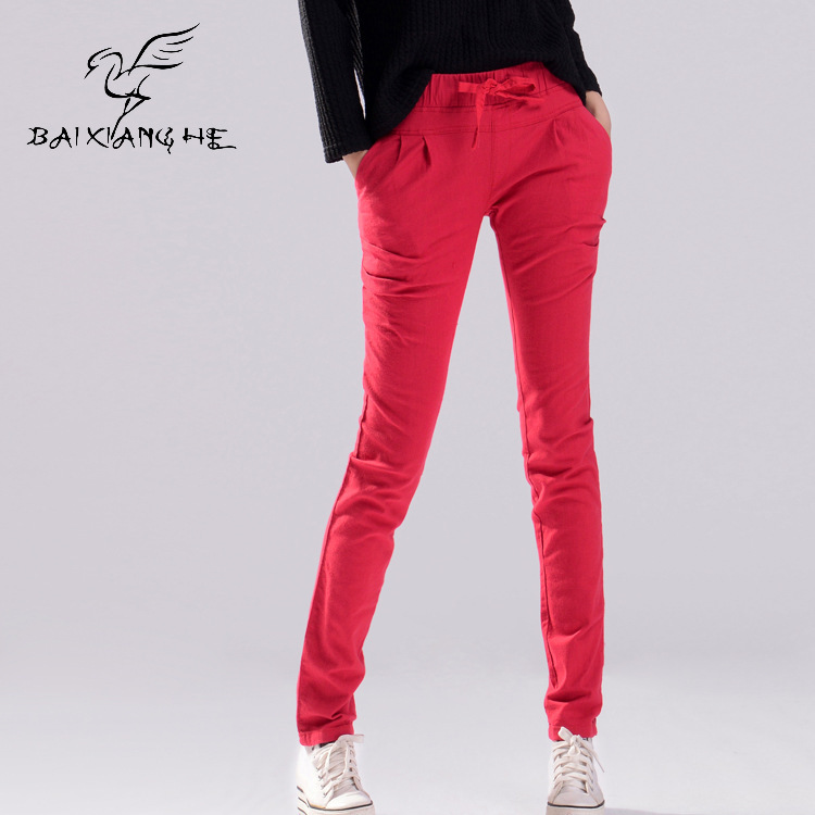 New arrival  brand  women harem  ladies  women sports   pants(China (Mainland))