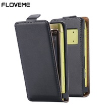 Floveme Original Brand 100% Cowhide Genuine Leather Cases For Nokia N8 Cover Vertical Flip Cell Phone Cases Coque Fundas Capa(China (Mainland))