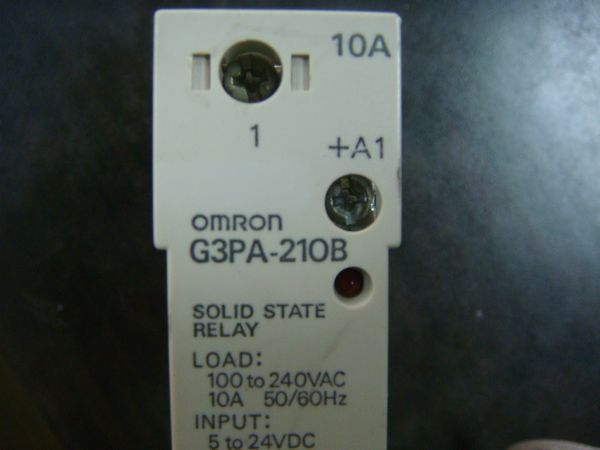 Фотография [SA] OMRON OMRON new G3PA-210B solid state relay  --2pcs/lot