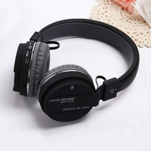 JKR-215B Wireless Bluetooth 3D Stereo Deep Bass Headband Headphones Headset Support TF Card FM Audio Radio MP3 Music Player #B7(China (Mainland))