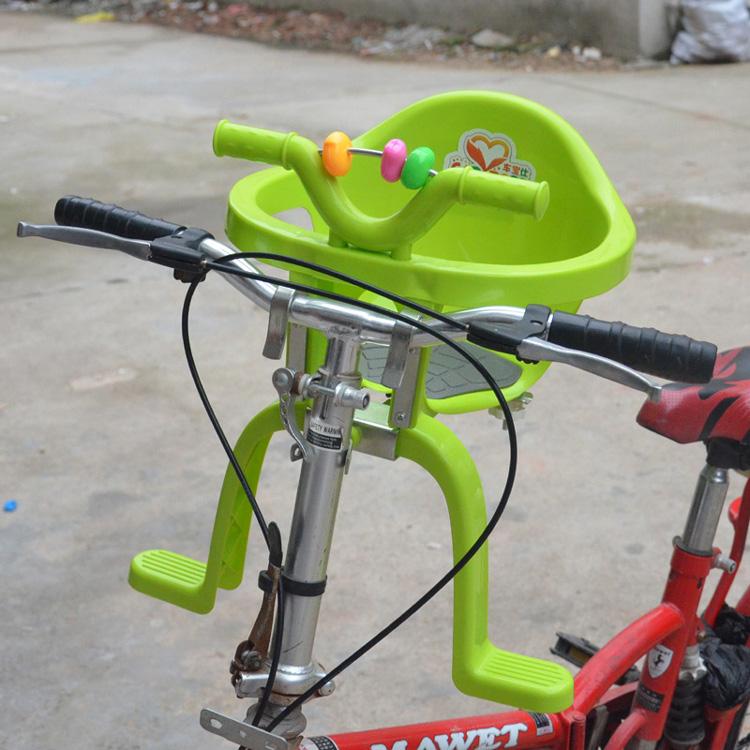 Compra beb asiento delantero de la bicicleta online al por mayor de china mayoristas de beb - Silla bebe bicicleta delantera ...