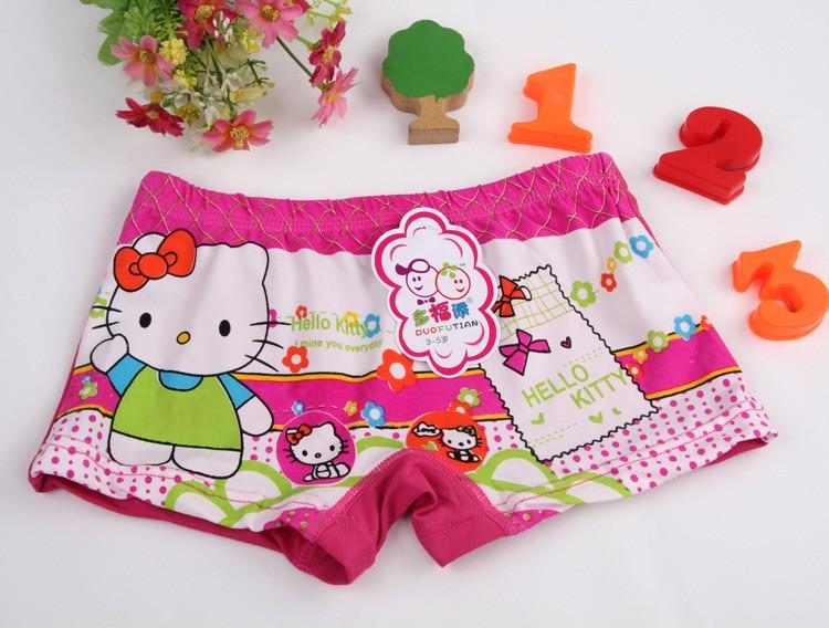 3pcs/lot lovely cartoon minions Children's underwear kids boy underwear briefs panties for girls boy boxers shorts for 3-11T
