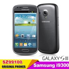 Original Cell phone Samsung Galaxy S3 i9300 9305 Quad Core 8MP Camera NFC 4.8'' GPS Wifi 3G 4G Unlocked Phone(China (Mainland))