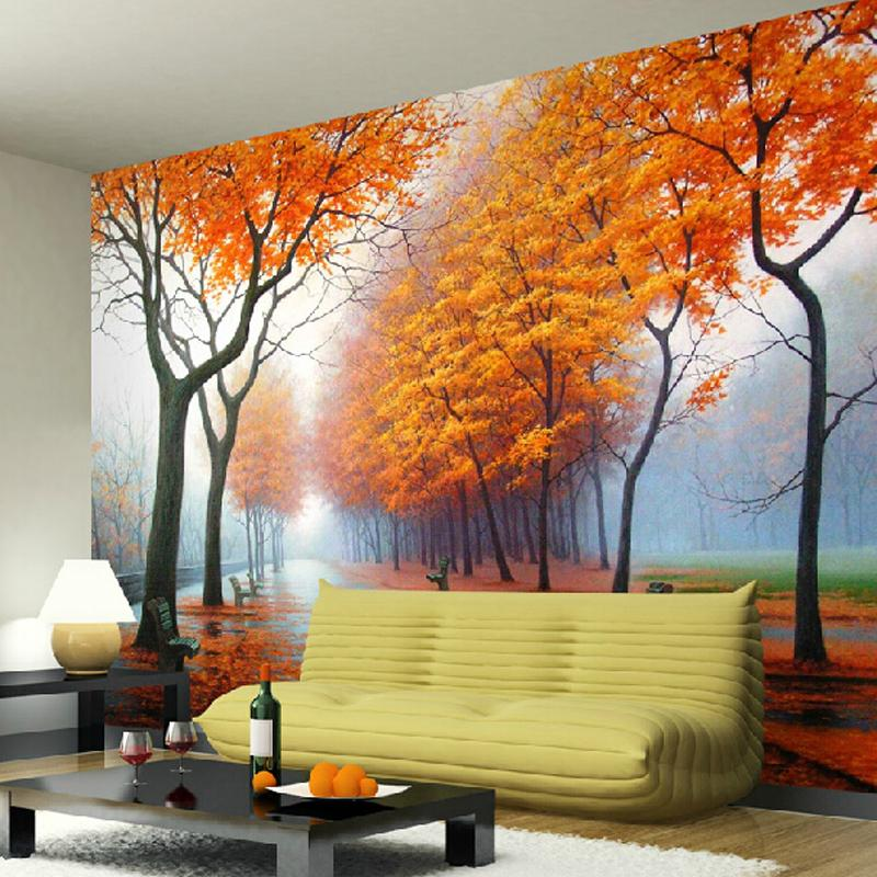 Buy great wall 3d landscape photo for 3d murals for sale