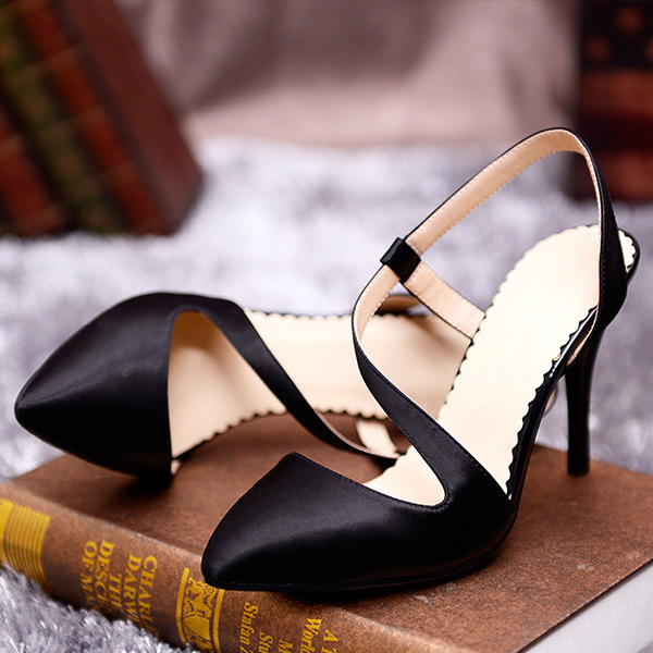2015 summer new European and American style high-heeled sandals solid thin heel popular  sandals breathable comfort sandalsE117<br><br>Aliexpress