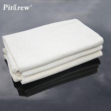 High Quality Car Natural Drying Chamois Cleaning Towel Genuine Leather Shammy Sponge cloth Sheepskin Absorbent Towel Car Washing(China (Mainland))