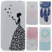 Buy Transparent Phone Cases sFor Fundas Sony Xperia E5 F3311 Case Silicone Fresh Slim Soft Back Cover Sony E5 Butterfly Girl for $1.27 in AliExpress store