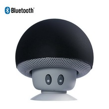Wireless Mini Bluetooth Speaker Portable Mushroom Waterproof Stereo Bluetooth Speaker for Mobile Phone iPhone Xiaomi Computer(China (Mainland))