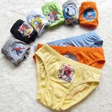 boys underwear briefs panties kids underwear high quality underwear panties 6PCS/LOT(China (Mainland))