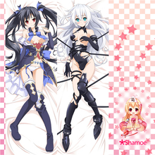 50X150CM Life-sized Hyperdimension Neptunia Noire cartoon anime wall scroll picture mural poster art cloth canvas paintings RY49