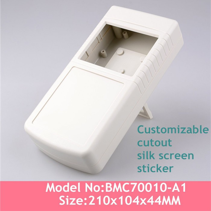 (3pcs)ABS Plastic Enclosure  handheld enclosure plastic china power distribution box plastic junction box 210*104*44mm<br><br>Aliexpress