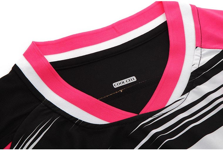 New Korea Badminton Team Jerseys , V badminton shirt Men/Women, Lee Yong Dae badminton uniform for 2016 Big Game